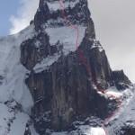 Nueva ruta de difícil repetición en Peru.