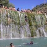 La Guardia Civil pide precaución en barrancos y zonas de baño