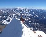 Maximo Kausch ahora ha escalado más cumbres andinas de 6000 metros que cualquier otro ser humano en la tierra