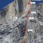 Nueva ruta en la Gran Trango Tower.