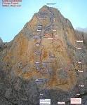 Dos nuevas rutas de escalada en la torre de ala Tranga en Turquía