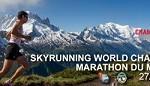 Récord de solicitudes para el Marathon du Mont-Blanc 2014