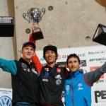 Ramonet consigue el bronce de la Copa del Mundo de Dificultad