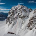 Nueva ruta de alpinistas holandeses en la pared de la gran muralla China en Kirguistán