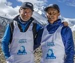 Carlos Soria y Nathi Sherpa presentan un disco descargable de forma gratuita.