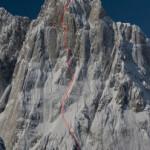 Nuevo Video: David Lama y Dani Arnold en diente de los alces en Alaska