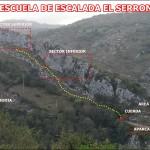 NUEVA ESCUELA DE ESCALADA DEPORTIVA EN EL ORIENTE ASTURIANO, BERODIA