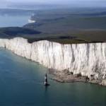 Video sobre los espectaculares muros de los Acantilados de Dover(Inglaterra).