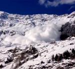 Impresionante video de una enorme avalancha en el Tyrol sur.