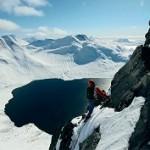 """Pelicula """"Entre lugares""""Expedicion de aventura por lugares de Groenlandia."""