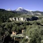 Geyikbayiri,un ambiente unico para pasar el invierno.