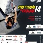 La Copa de España de Escalada se abre este fin de semana en Zaragoza