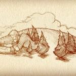 El escalador e ilustrador Jeremy Collins lanza su próximo proyecto en Kickstarter.