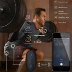 La Empresa Athos Desarrolla la del ropa futura que monitorea el rendimiento físico del deportista en tiempo real