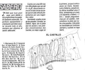 Sector El Castillo de Sabero