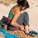 """Nina Caprez finaliza un fin de semana perfecto,despues de escalar """"Guère d'usure"""" 8c en la escuela francesa de  Claret"""